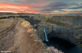 Palouse Falls Sunrise