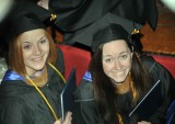 Two Graduated Smiles