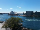 the Opera House and Bennelong Point