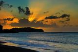 Castries Sunset