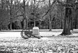 Snowfall at Shiloh