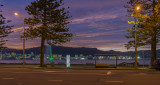 18 May 2015  - Quite a nice evening on Oriental Parade