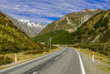 Mt Cook Highway