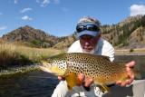August 1 - 5, 2013 --- Missouri River, Montana