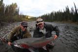 September 21-27, 2013 --- Babine River, British Columbia