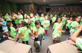 WEIRD ANIMALS WHERE JESUS IS ONE-OF-A-KIND VBS THE WAY CHURCH MIAMI/KINGS KIDS 2014
