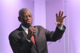 THE WAY CHURCH MIAMI CONVENTION 2014 DAY2 AND DAY3 SPECIAL GUEST SPEAKER BISHOP C. MILTON GRANNUM