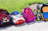 THE WAY MIAMI HELPING FAMILIES AND THE CHILDREN WITH SUPPLIES AND BACKPACKS FOR BACK TO SCHOOL 2015