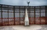 Obelisk U.S.-Mexico Border