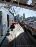 Starboard View to Foredeck