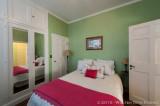 Small Green Bedroom