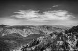 View from Garnet Peak Summit