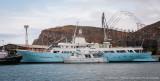Marshal Tito's Yacht