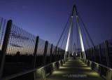 Mary Bridge - last light