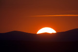 Sunset in Extremadura