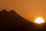 Sunset at Ronda