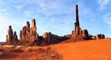 Sunsrise Totem Dunes 1