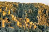 Chiricahua National Monument Sunset 2