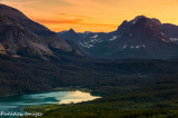 Two Medicine sunset