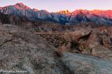 Mt Whitney Sunrise #2
