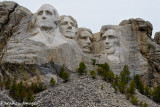 Mt Rushmore Classic View