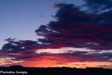 Badlands sunrise #1
