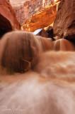 Waterfall At North Canyon - River Mile 20.7