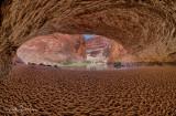 Redwall Cavern - HDR - River Mile 32.2