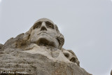 George Washington From Below