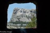 Mt Rushmore- Tunnel View