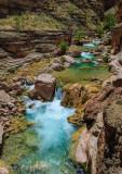 Havasu Canyon  - River Mile 157.3