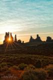 More Totem Sunrise