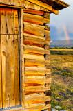 Mormon Row Rainbow