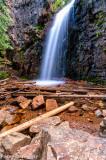 Memorial Falls, MT