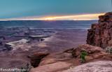 White Rim Sunset III