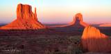 Monument Valley Sunset II