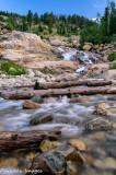 Lawn Lake cascade