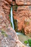 Deer Creek Falls- River Mile 136.9