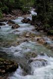 Waterfall along the Alpenstrasse
