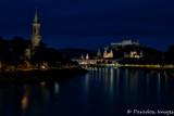 Salzburg Blue Hour