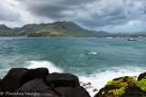 Ha'Upu Ridge and Kalipaki Bay