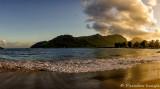 Kalipaki Beach Sunset