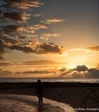 Salt Pond Beach Sunset