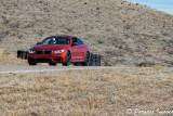 M4 Cresting the hill