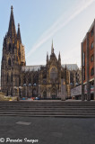 Cologne Dom Sunrise
