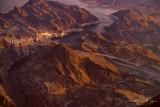 Flying Over Hoover Dam