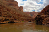 Marble Canyon Afternoon Light - River Mile 2.8