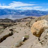 View Towards Telescope Peak across the valley