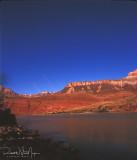Star trail at Cardenas - River Mile 71.6