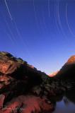 Star Trails above Deer Creek- River Mile 136.9